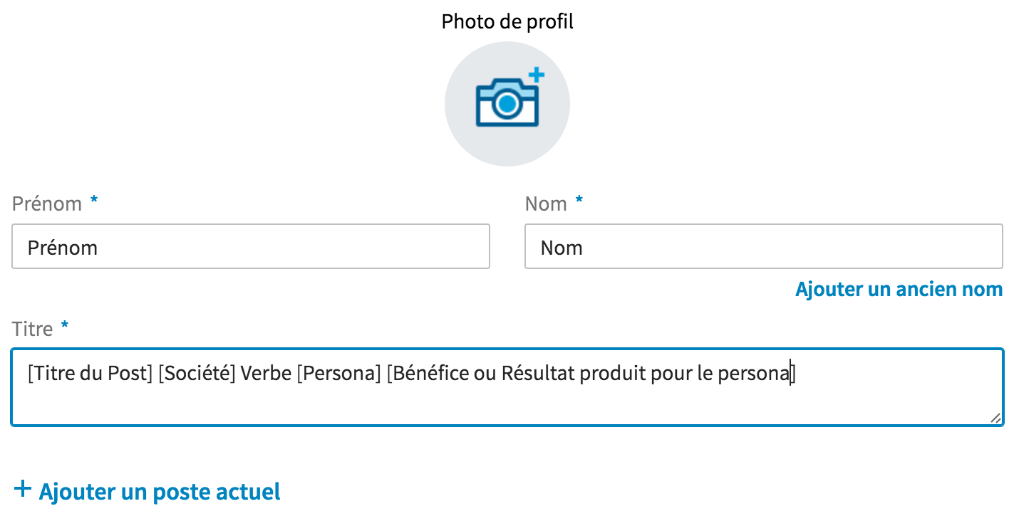 comment cr u00e9er un profil linkedin efficace en 10 etapes